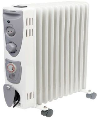 Home Heating Shop oil filled radiator Reviews Prem-I-Air 2500w EH1364
