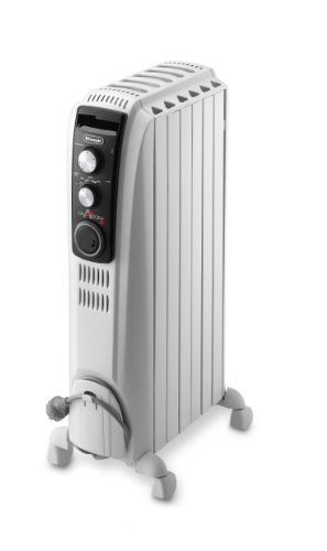 home heating shop oil filled radiator reviws Delonghi Dragon 1.5Kw