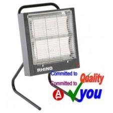 Home Heating Shop Radiant Heater Reviews Birchwood Rhino Junior
