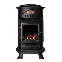 Home Heating Shop Calor Gas Reviews The Provence in black