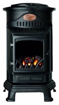 Home Heating Shop Calor Gas  Heater Reviews Calor Provence stove type heater