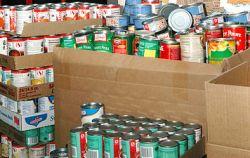 Power cuts. Stockpiling an emergency food supply
