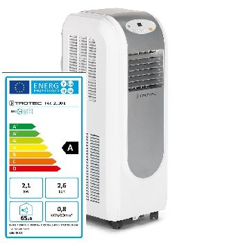 home heating shop air condtionders Totec PAC 2000E
