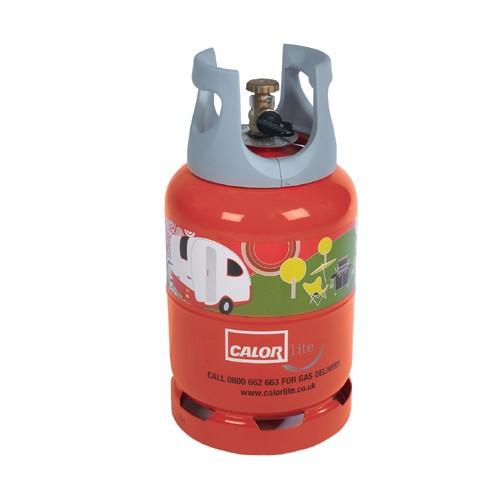6kg calorlite propane gas bottle the home heating shop. Black Bedroom Furniture Sets. Home Design Ideas