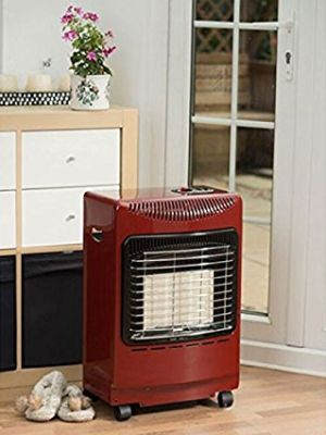 Portable heater safety  Calor Lifestyle Mini  4.2Kw heater