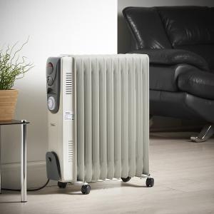 Home Heating Shop oil filled radiator Reviews VonHaus 2.5Kw heater