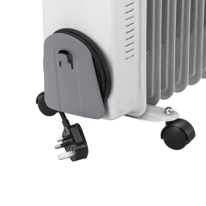 home heating shop oil filled radiator reviews VonHaus 2.5 KW