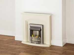Home Heating Shop Electric Fire  Reviews Adam Helios set in the Truro Fireplace Suite