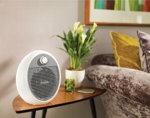 weekly best buy heaters Bionaire 2kw fan heater