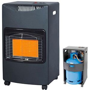 home heating shop calor gas 4.2Kw  budget heater cabinet
