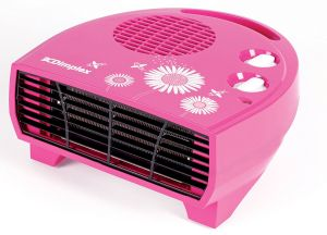 home Heating Shop Fan Heater Reviews Dimplex Daisy 2Kw flat Fan Heater