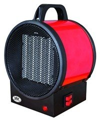 Home Heating Shop Fan Heater Reviews Prem-I-Air 2Kw Utility fan heater