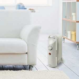 Warming up your room the warmlite 650wOil filled radiator