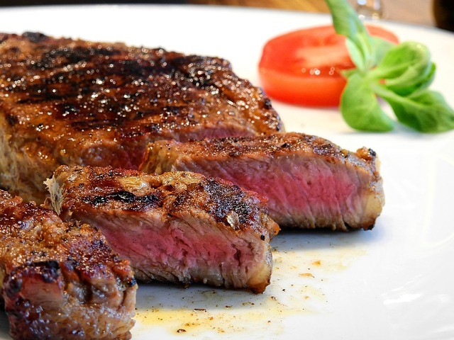 Summer Barbecues with The Home Heating Shop a perfect steak