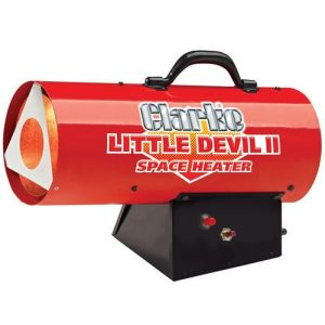 Home Heating Shop Calor Gas  Heater Reviews Clarke little devil 2