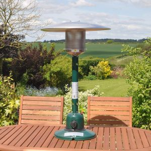 Calor gas appliances Patio table top heater