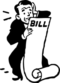 switching energy supplier an end to  big bills
