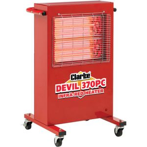 Home Heating Shop Radiant Heater reviews Reviews Clarke Devil 3kW radiant heater