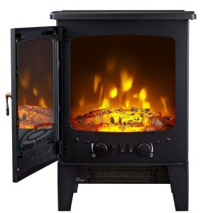 Home Heating Shop Electric Fire Reviews Foxhunter small stove type electric stove