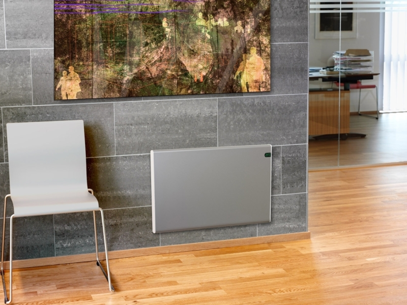 adax convector heaters a wall hung instillation