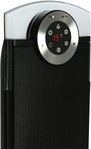 Home Heating Shop Fan Heater Reviews Dimplex Studio G control panel