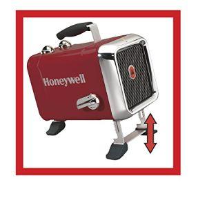 Home Heating Shop Fan Heater Reviews Honeywell 1.8Kw Heavy Duty fan Heater legs