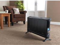 Home Heating Shop Convector Heater Reviews. Dimplex 3KW bluetooth controlled convector heater in situ