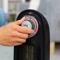 Home Heating Shop Fan Heater ReviewsRussell-Hobbs-retro-heater-dial